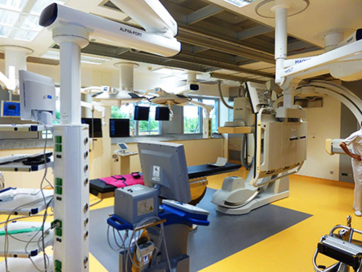 klinikum magdeburg hybrid op khb architekten. Black Bedroom Furniture Sets. Home Design Ideas